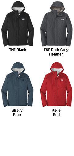 The North Face® Mens Dryvent™ Rain Jacket - All Colors