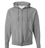 Custom Jerzees Adult Super Sweats® NuBlend® Fleece Full-Zip Hood