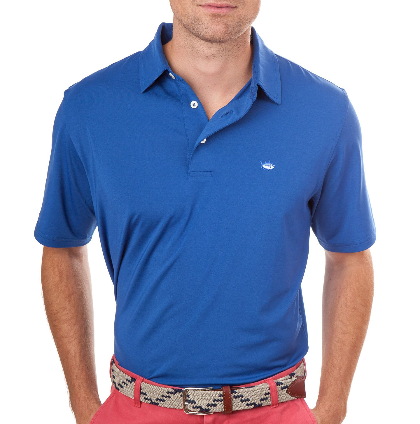 Southern Tide Mens Driver Performance Polo