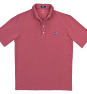 Custom Johnnie-O Mens Redondo Cotton Pique Polo