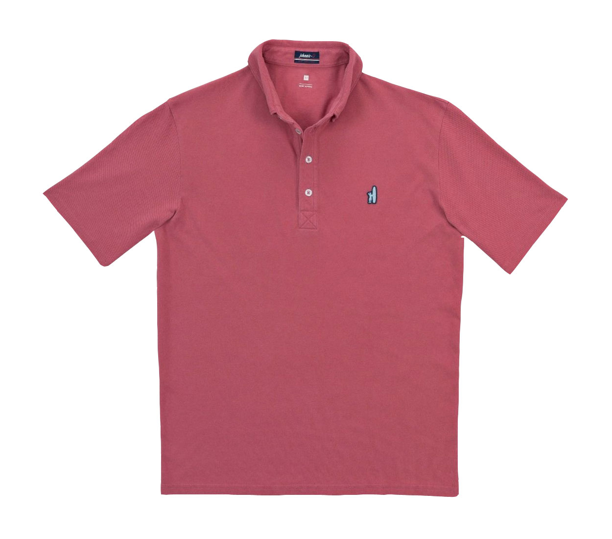 Johnnie-O Mens Redondo Cotton Pique Polo