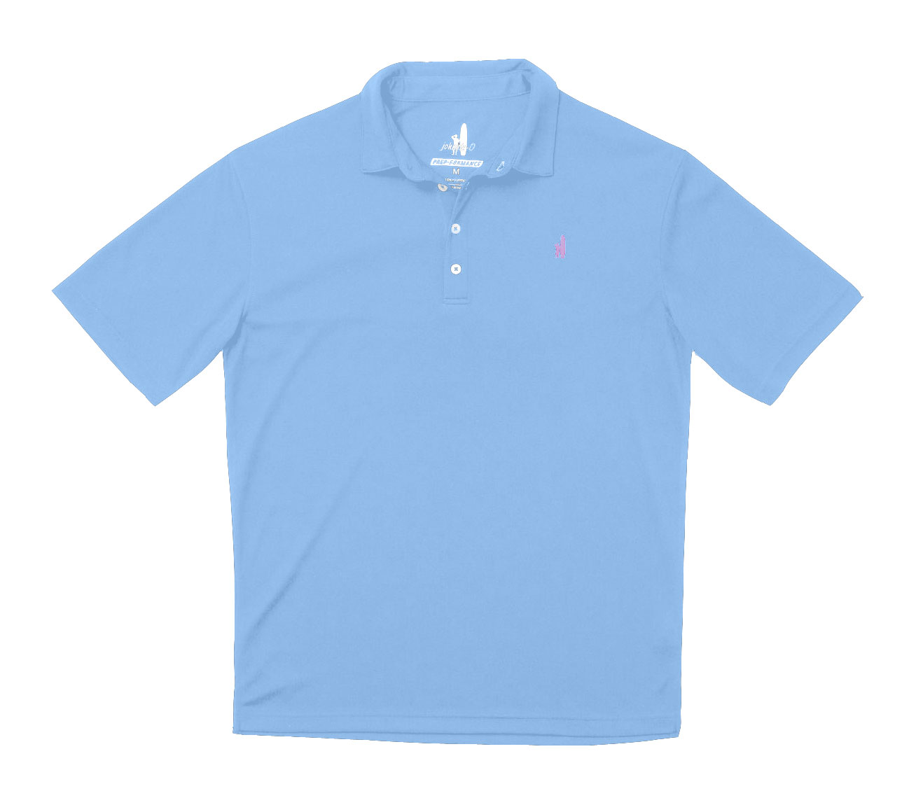 Johnnie-O Mens Fairway Moisture Wicking Polo