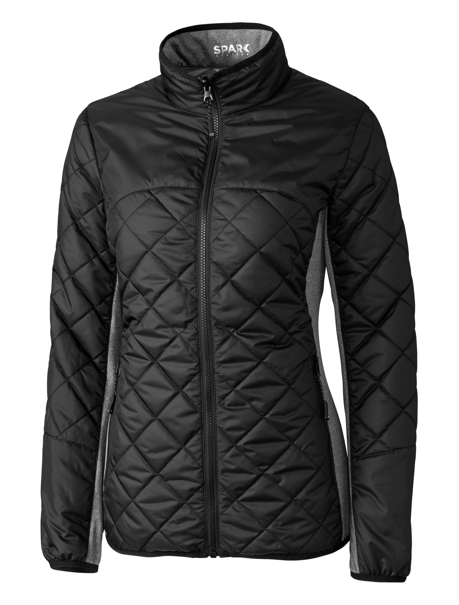 Ladies Sandpoint Quilted Jacket