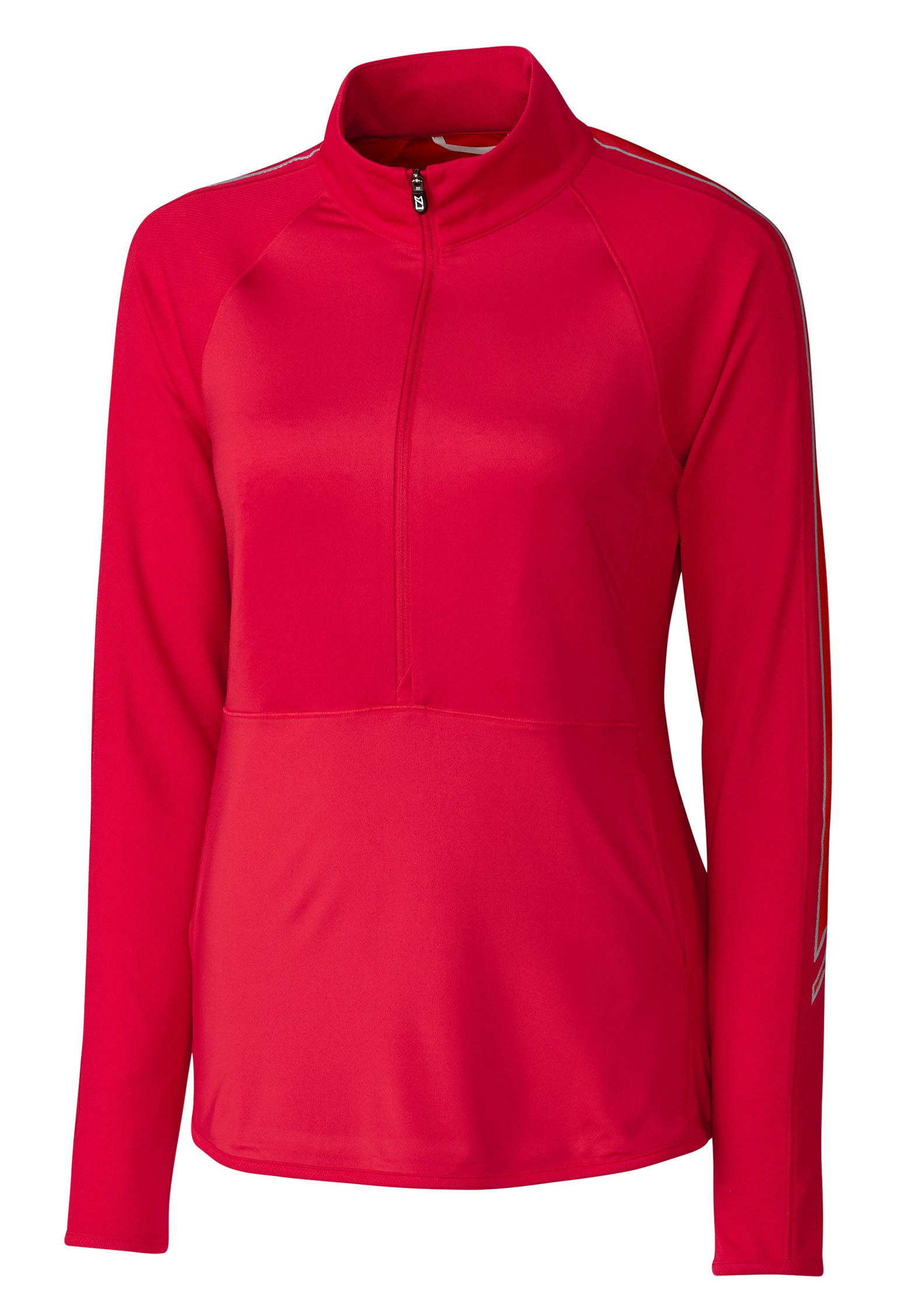 Cutter & Buck Ladies Pennant Sport Half Zip