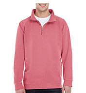 Custom Comfort Colors Adult Quarter-Zip Sweatshirt