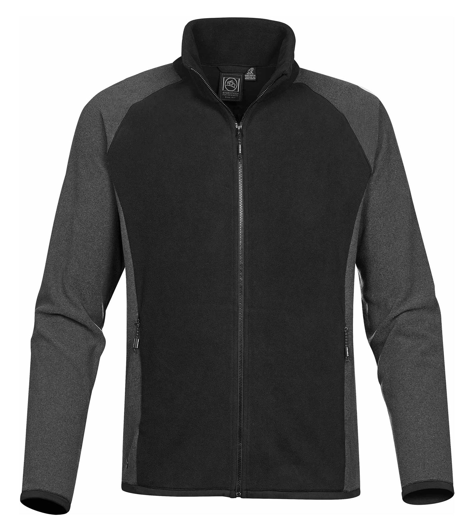 Mens Impact Microfleece Jacket