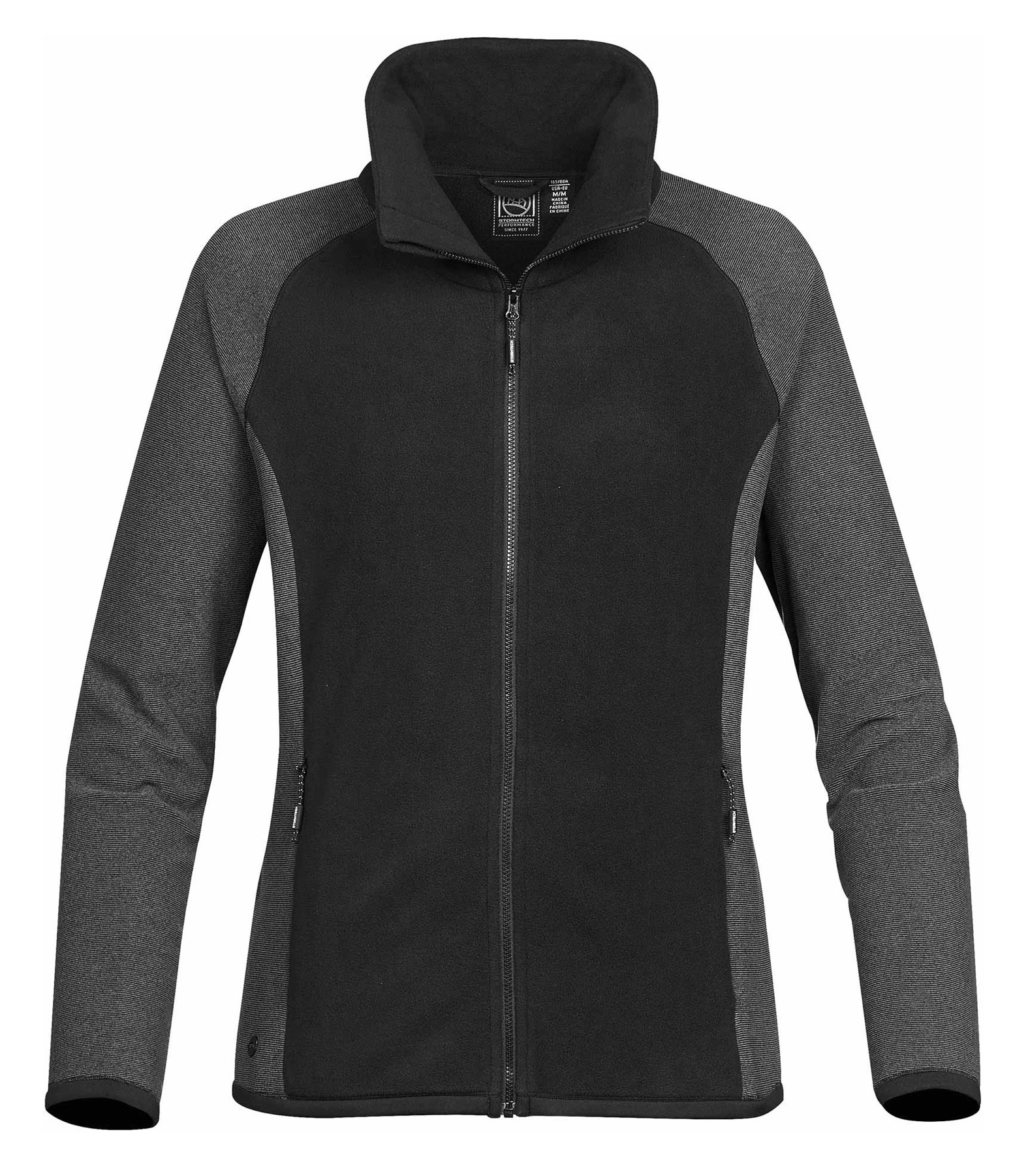 Womens Impact Microfleece Jacket