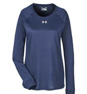 Custom Under Armour Ladies Long Sleeve Locker T-Shirt