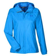 Custom Under Armour Ladies UA Bora Rain Jacket