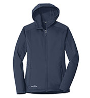 Custom Eddie Bauer® Ladies Trail Soft Shell Jacket