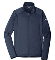 Custom Eddie Bauer® Mens Trail Soft Shell Jacket