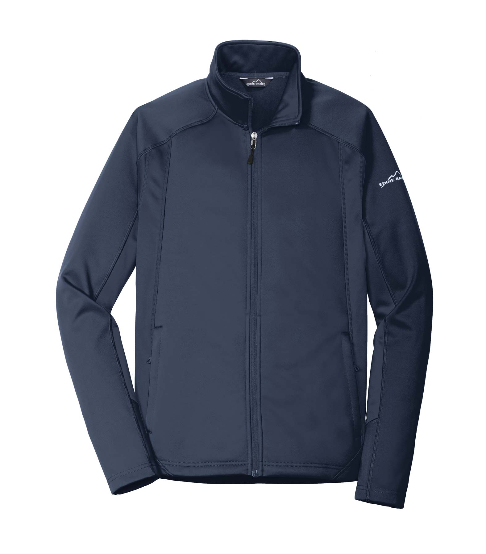 Custom Ed Bauer Mens Trail Soft Shell Jacket