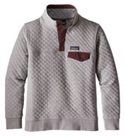 Custom Womens Cotton Quilt Snap-T® Pullover by Patagonia