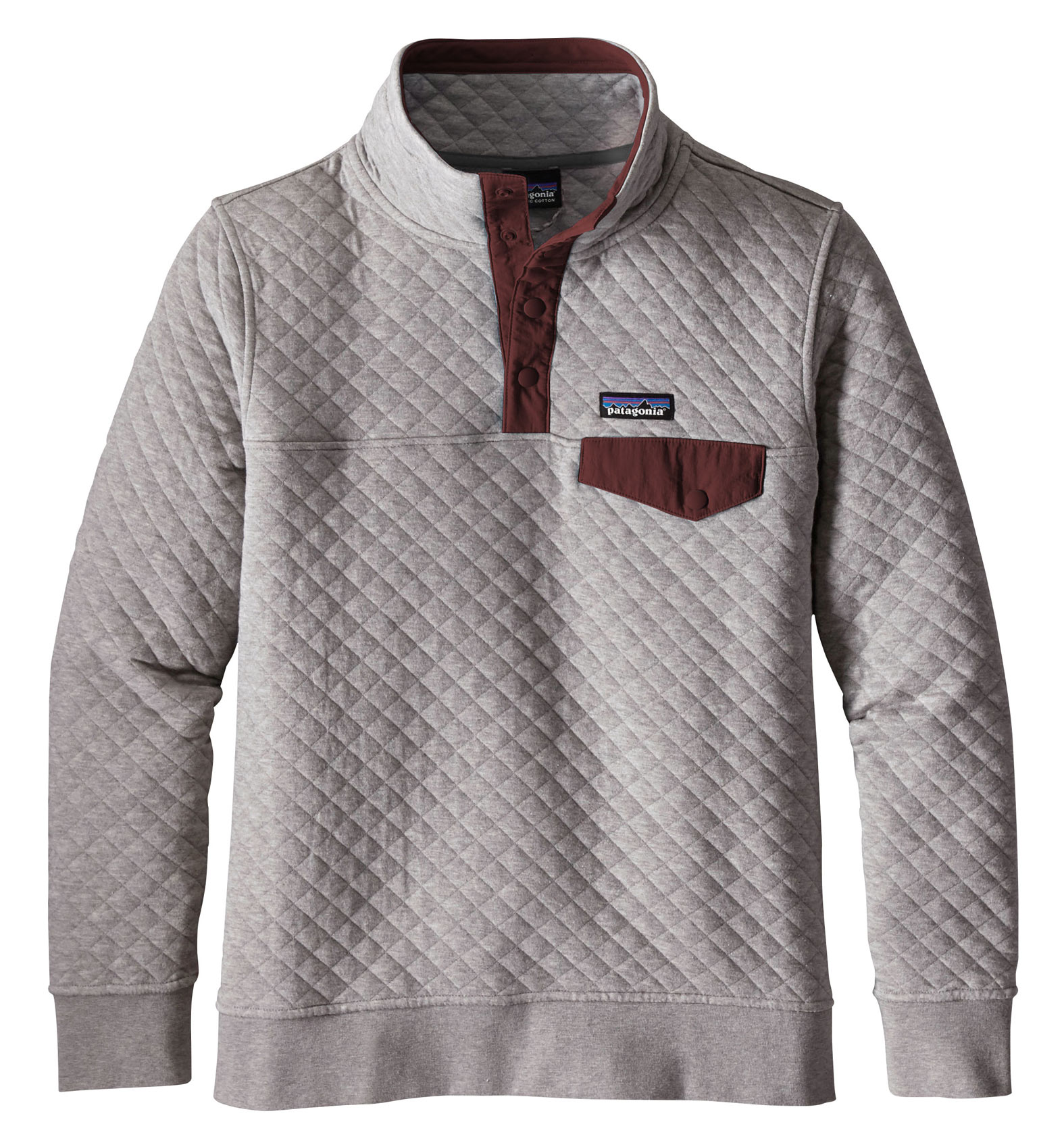 Womens Cotton Quilt Snap-T® Pullover by Patagonia