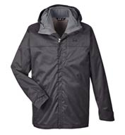 Custom Under Armour Mens UA Porter II 3-in-1 Jacket