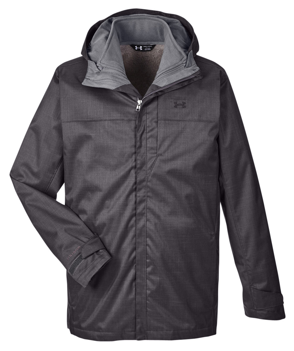 Under Armour Mens UA Porter II 3-in-1 Jacket
