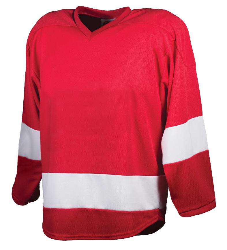 Detroit Express Line Hockey Jersey