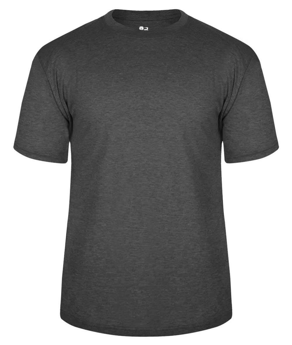 Badger Mens Tri-Blend Tee