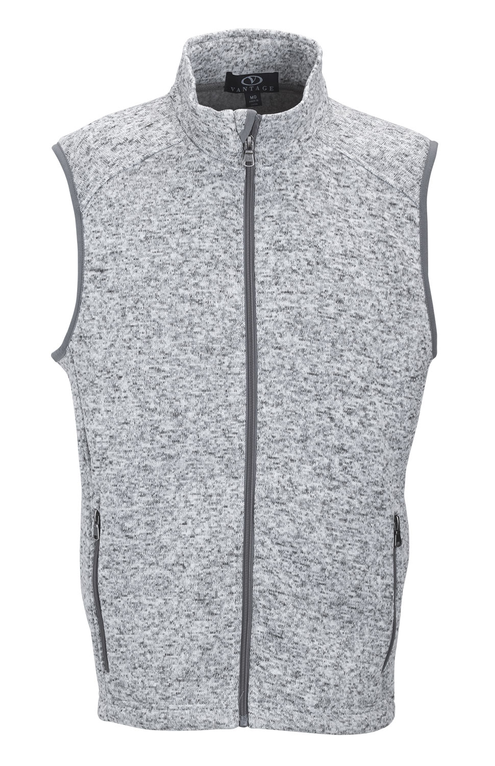 Mens Summit Sweater Fleece Vest
