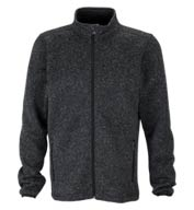 Custom Mens Summit Sweater Fleece Jacket