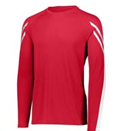 Custom Mens Flux Long Sleeve Shirt