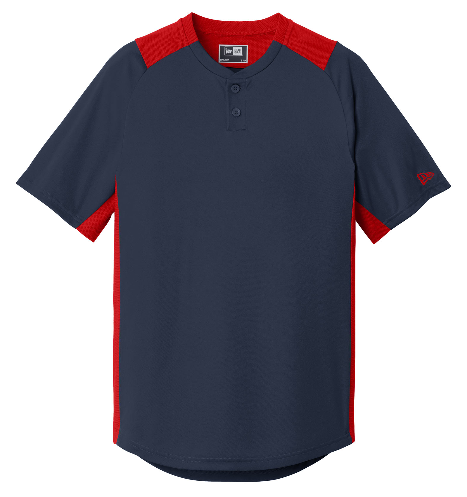 New Era® Adult Diamond Era 2-Button Jersey