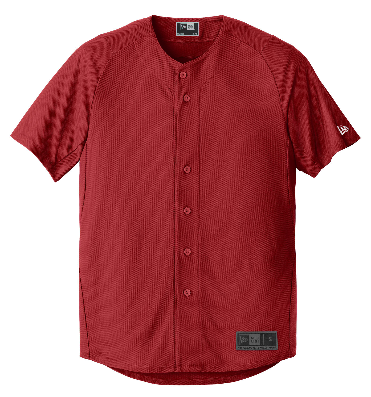 New Era® Youth Diamond Era Full-Button Jersey