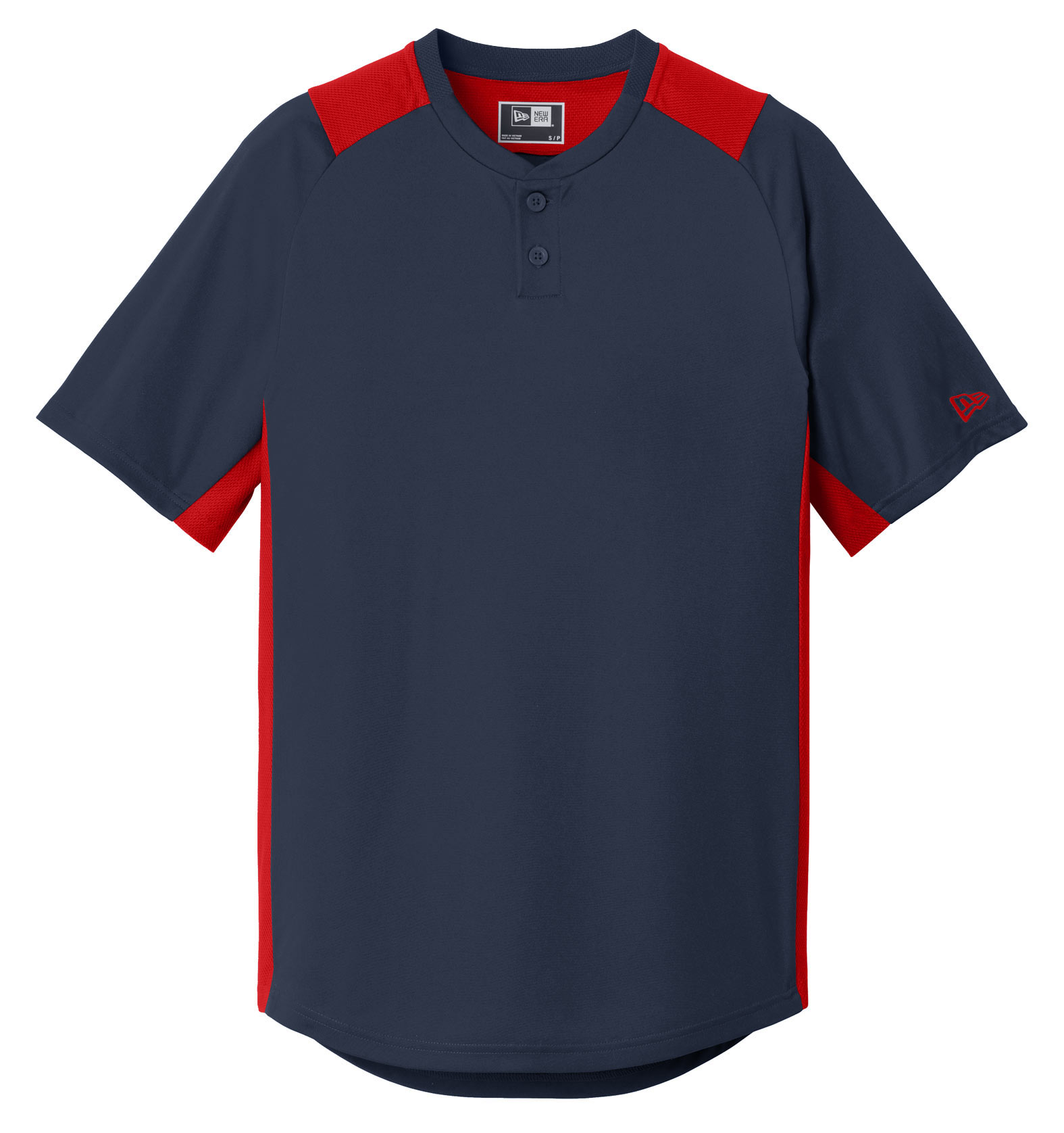 New Era®  Youth Diamond Era 2-Button Jersey