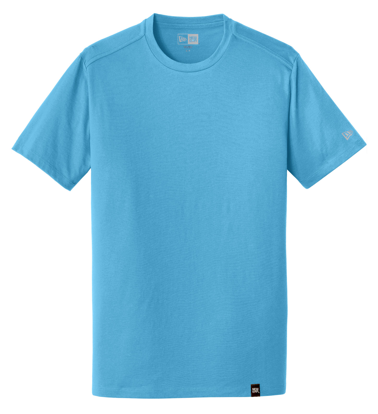 New Era® Mens Heritage Blend Crew Tee