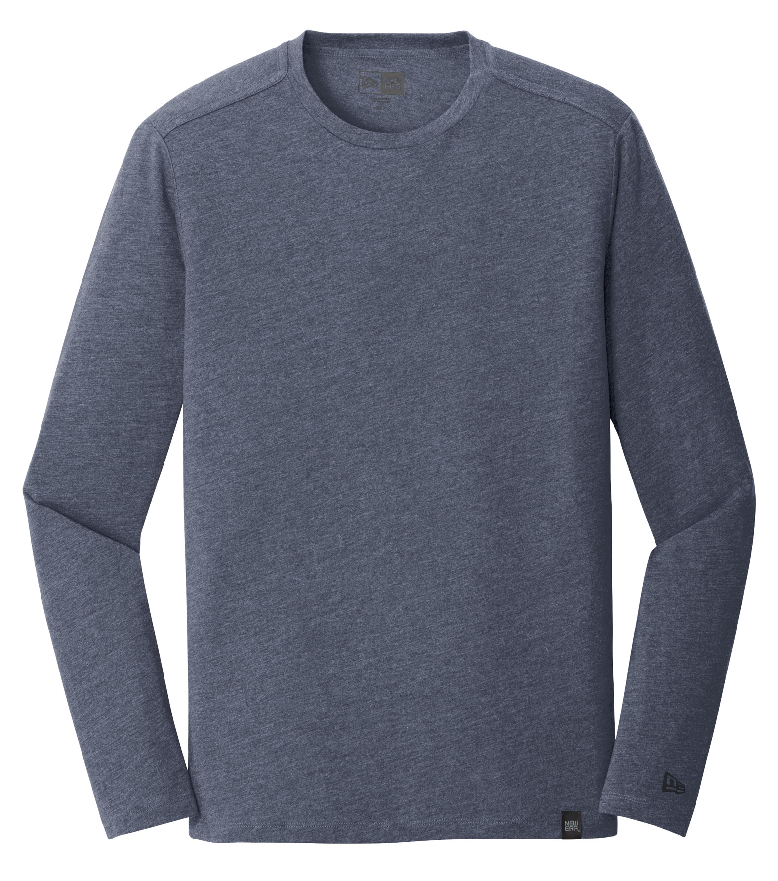 New Era® Mens Heritage Blend Long Sleeve Crew