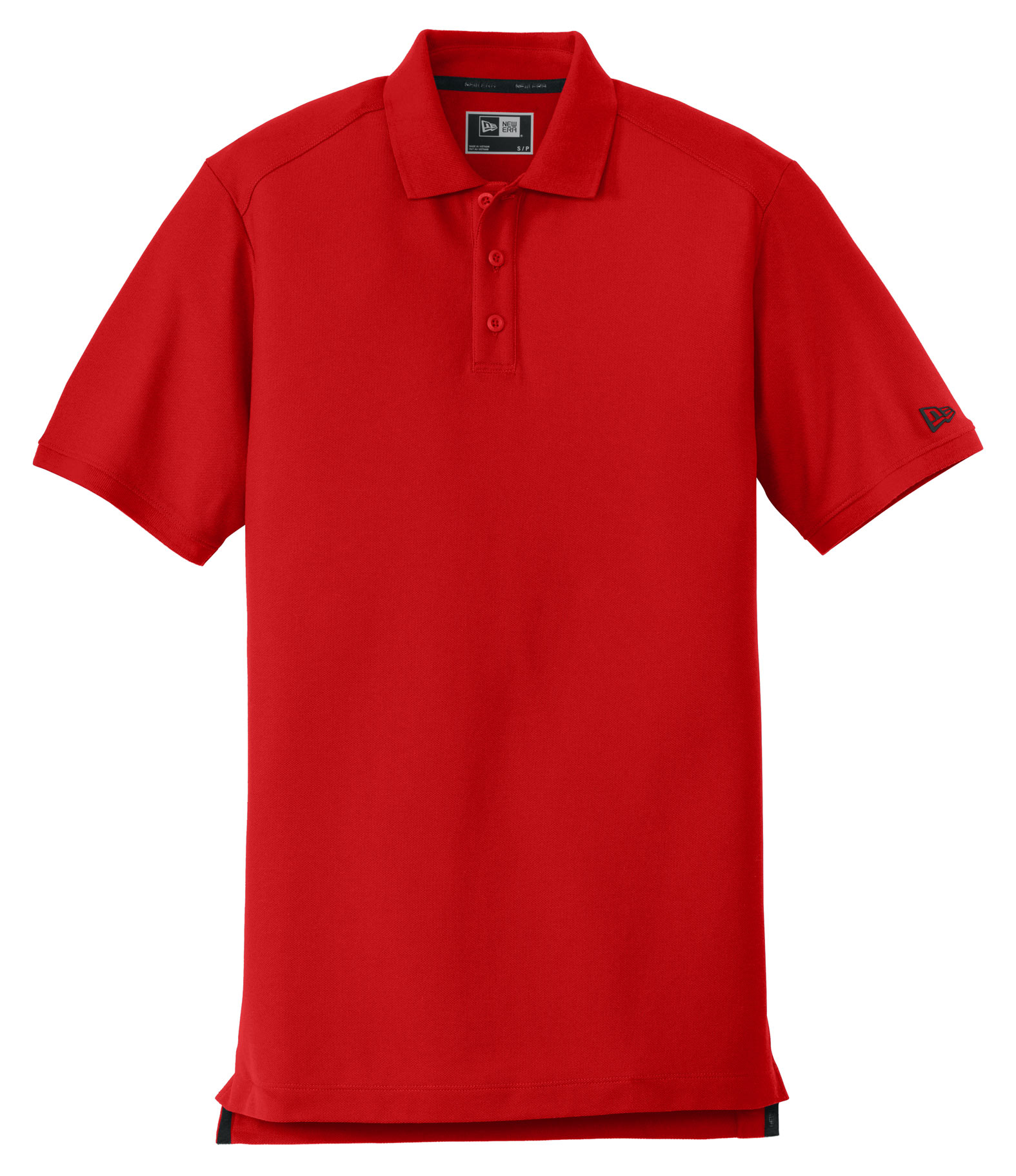 New Era® Mens Venue Home Plate Polo