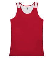 Custom Alleson Womens Ventback Singlet