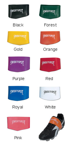 Sweet Spots Soccer Shoe Band - All Colors