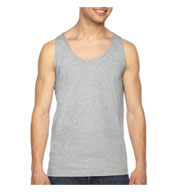 Custom American Apparel Unisex USA Made Fine Jersey Tank