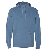 Custom Comfort Colors Adult French Terry Scuba Hooded Pullover