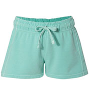 Custom Comfort Colors Ladies French Terry Short