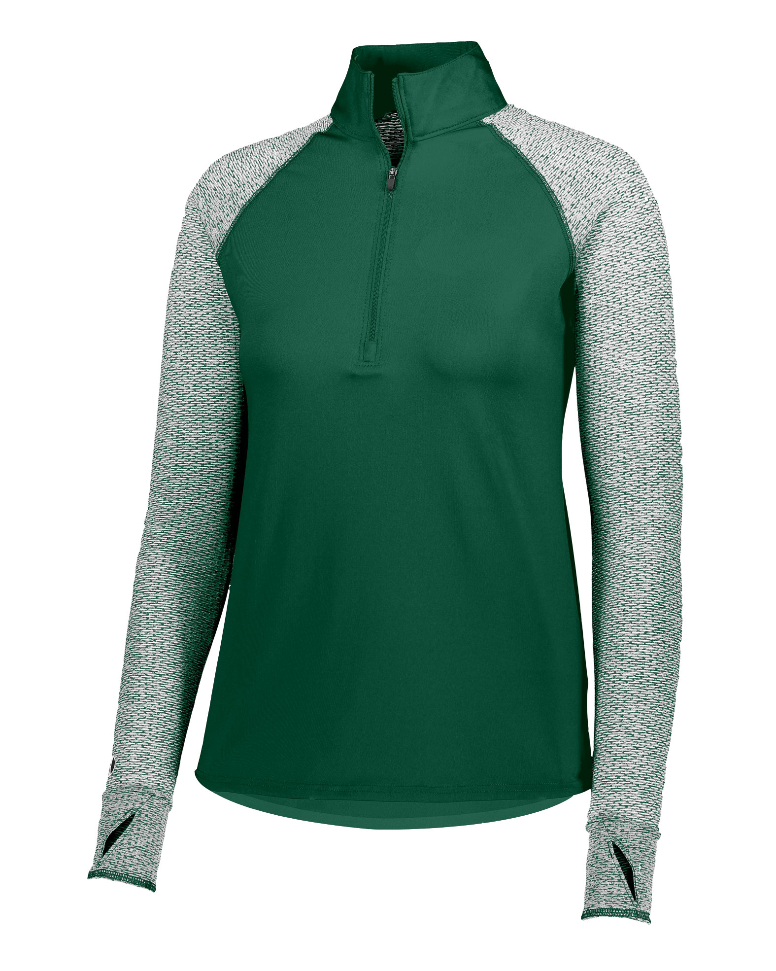 Holloway Youth Girls Axis 1/2 Zip Pullover