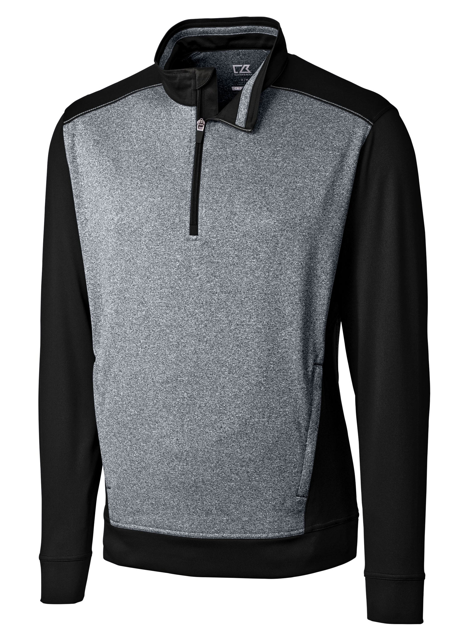 Cutter & Buck Mens Replay Half Zip Pullover