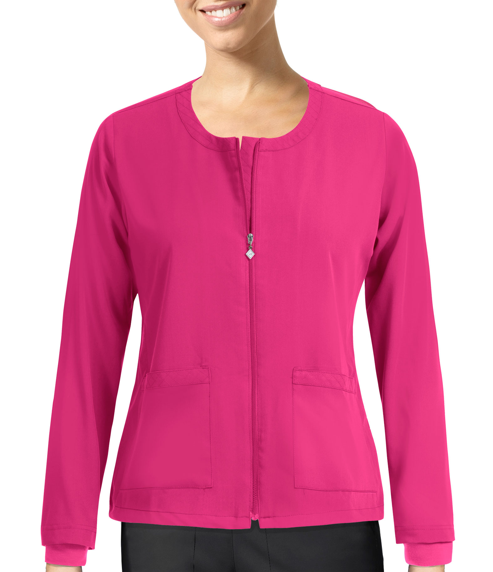 Vera Bradley Ladies Julia Warm Up Jacket - Halo Collection