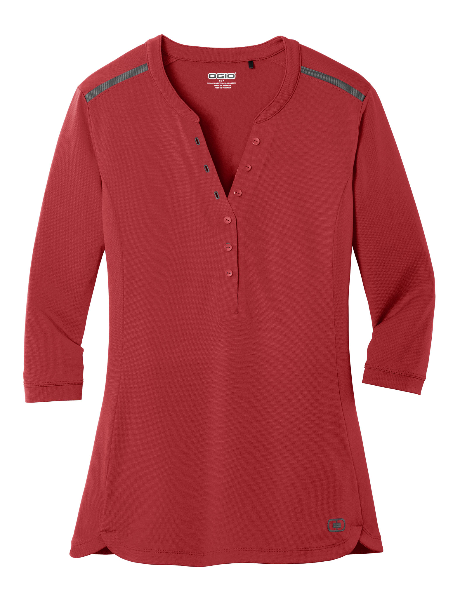 Ogio® Fuse Ladies Henley