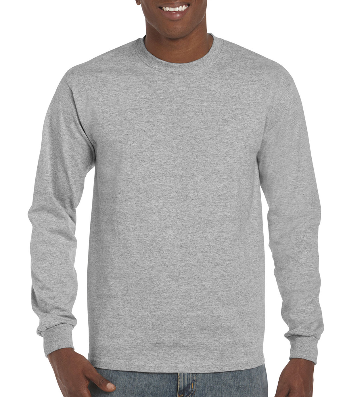 Mens Hammer Long Sleeve Tee