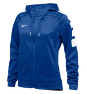 Custom Womens Nike Elite Stripe Hoody