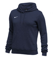 Custom Womens Nike Club Fleece Hoodie