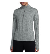 Custom Womens Nike Dri-FIT Elements Half Zip Running Top