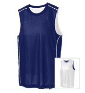 Custom Sport-Tek Youth PosiCharge Mesh Reversible Sleeveless Tee