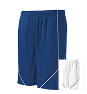 Custom Sport-Tek® PosiCharge® Youth Mesh Reversible Spliced Short