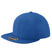 Custom New Era® Diamond Era Flat Bill Snapback Cap