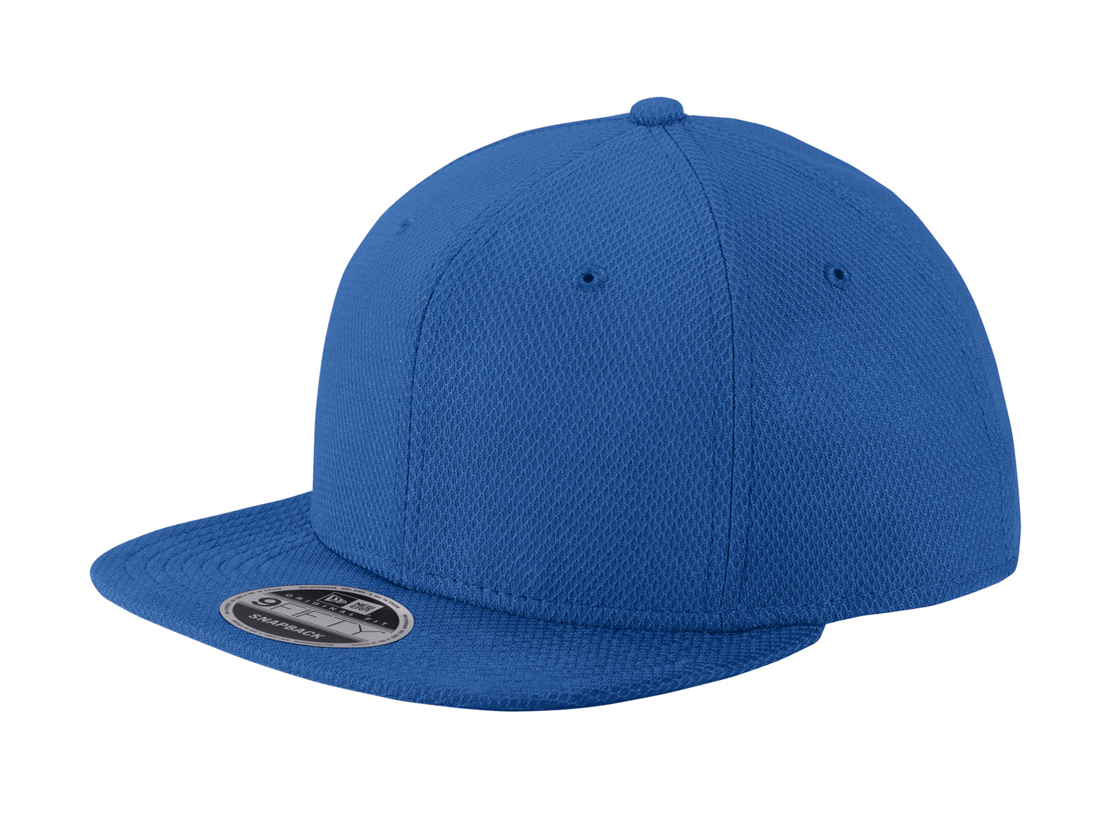 New Era® Youth Diamond Era Flat Bill Snapback Cap
