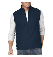 Custom Mens Pack-N-Go® Vest from Charles River
