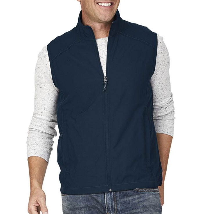 Charles River Mens Pack-N-Go® Vest